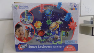 Gears Space Explorers