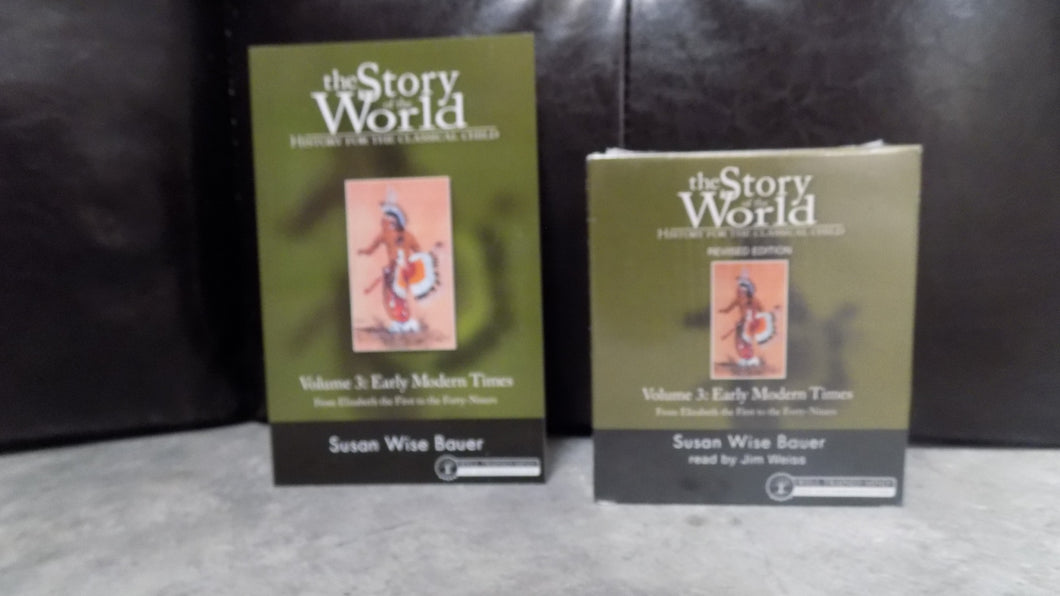 Story of the World Book & Discs (volume 3)