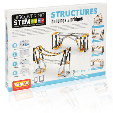 Engino Structures and Bridges