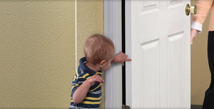 Protect Little Fingers With Pinch-Not Finger Guards for Doors And Child Safety Products