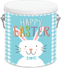 Easter 1 Gallon Printed Tin - Price Includes Shipping within the USA!