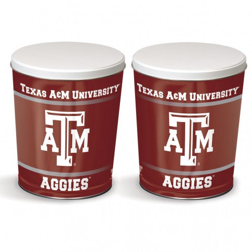 Sport Tin - A&M Univ- 3 Gallon