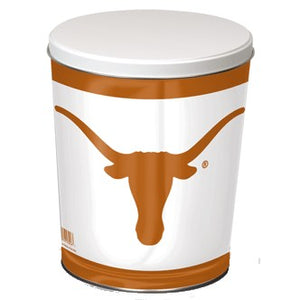 Sport Tin - Univ. of Texas Sports Tin - 3 Gallon