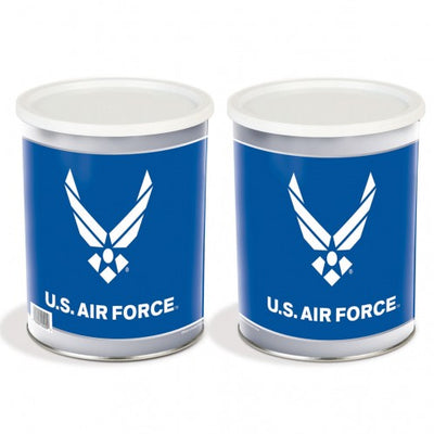 Military Tin - Airforce Tin - 1 Gallon