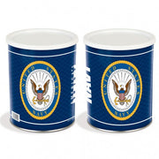 Military Tin - Navy Tin - 1 Gallon