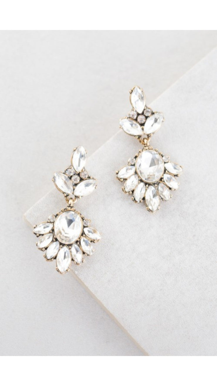Monroe Drop Earrings