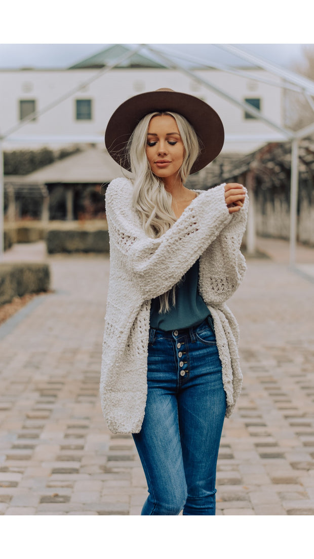 Summer Nights Cardigan
