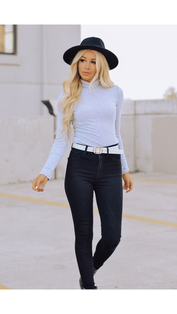 Lewis Turtleneck Top