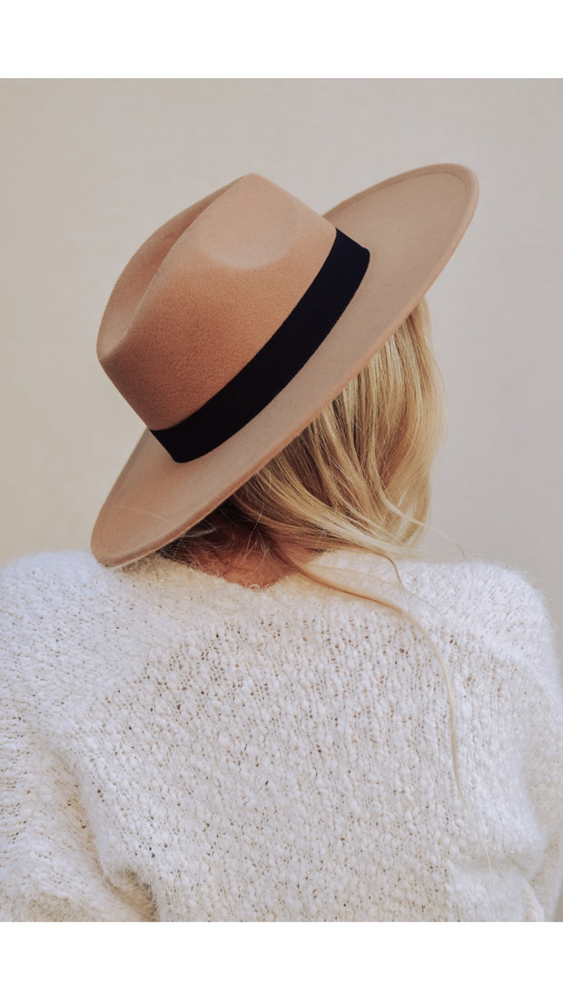 Eden Wide Brim Hat