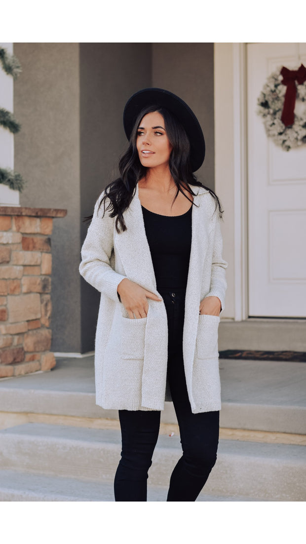Jenner Sweater Cardigan