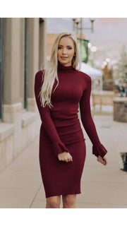 Merry Me Sweater Dress