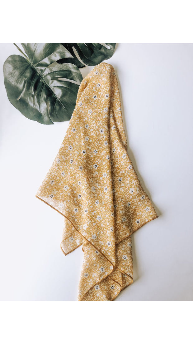 Florence Floral Scarf