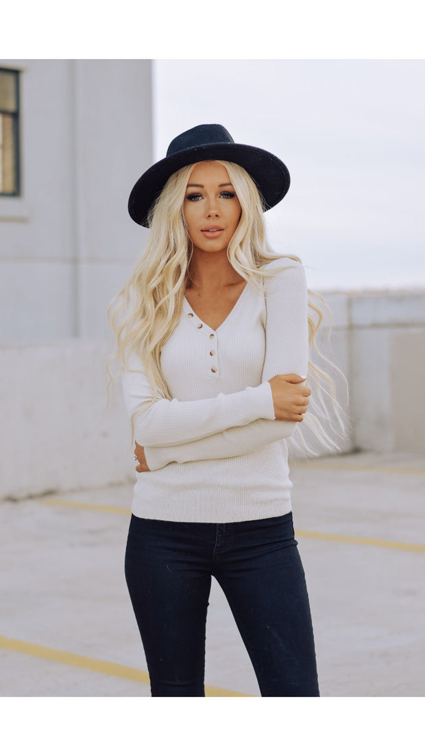 Ollie Sweater Top