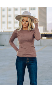 Restock - Xander Sweater Top