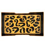 Cheetah Guest Towel Tray SALE