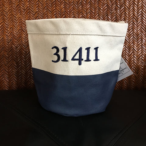 Mini Canvas Bucket 31411
