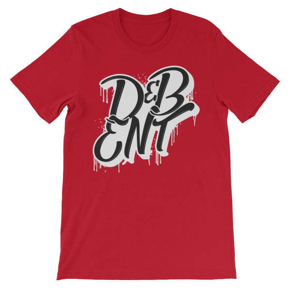 D&B ENT short sleeve t-shirt