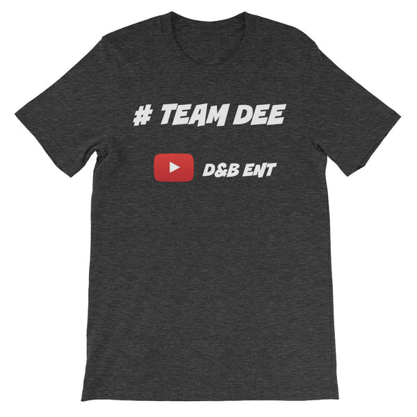 # Team Dee short sleeve t-shirt
