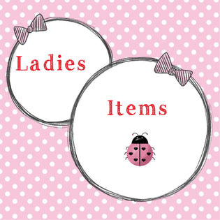 Ladies Items