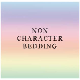 Non Character Bedding