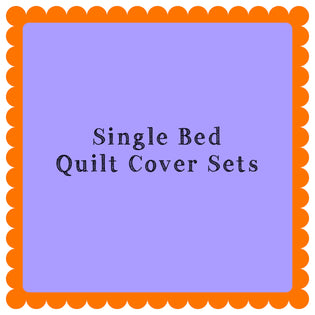 Single Quilt Cover Sets