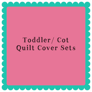 Toddler Cot Bedding