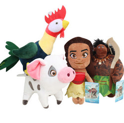 Moana Plush Toys 20cm - MAUI LEFT