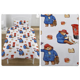 Paddington Single Quilt Cover Set