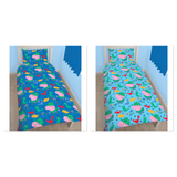 George Pig Single Quilt Cover Set