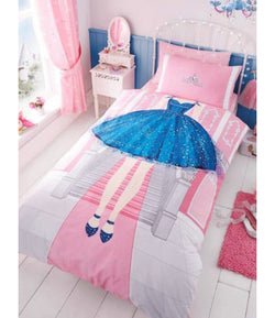 PRE ORDER Princess Single Quilt Cover Set
