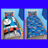 Thomas Single Quilt Cover Set