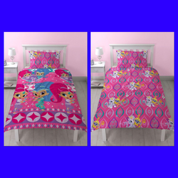 Shimmer & Shine Single Quilt Cover Set