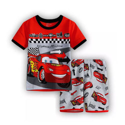 Cars summer pj size 0/1 left