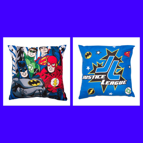 Cushion Justice League