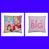 Princess Ariel Reversible Cushion