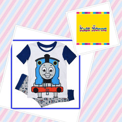 Thomas baby winter pjs (mixed season)