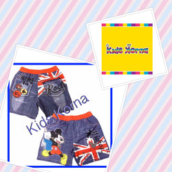 Mickey Mouse Board Shorts