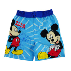 Board shorts - Mickey Blue