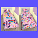 PRE ORDER My Little Pony Single Quilt Cover Set
