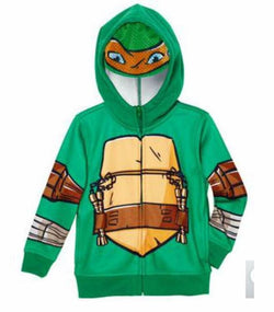 Thin Jacket - TMNT Size 2/3 Only