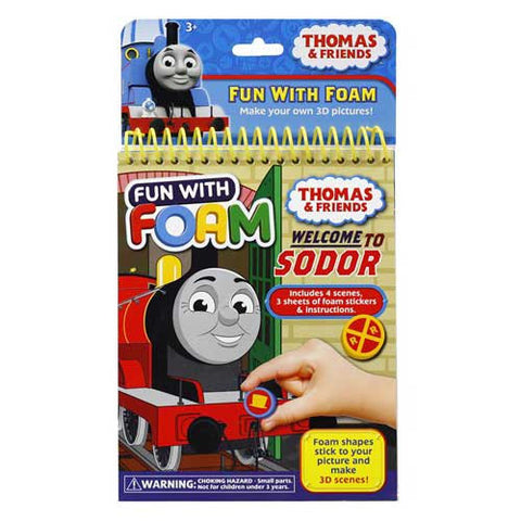 Thomas foam craft