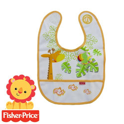 Baby Fisher price wipe clean bib