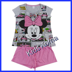 Ladies Minnie Pjs