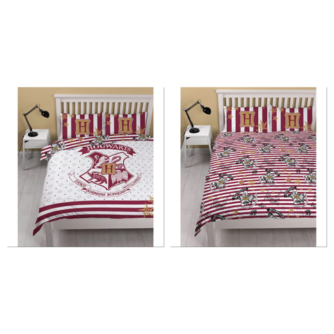 Harry Potter Double to Queen Quilt Cover Set
