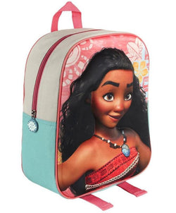 Backpack small 3D Moana