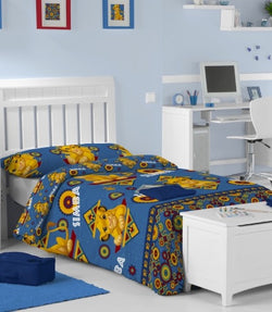 The Lion King Single Quilt Cover Set POLYESTER