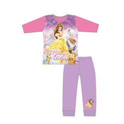 Princess Beauty & The Beast Winter Pjs Pyjama