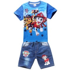 Outfit - Paw Patrol (Top and Shorts)
