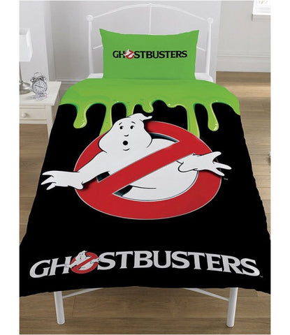 Ghostbusters Glow in the dark Single Quilt Cover Set