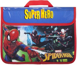 SPIDERMAN Library Bag Book Bag